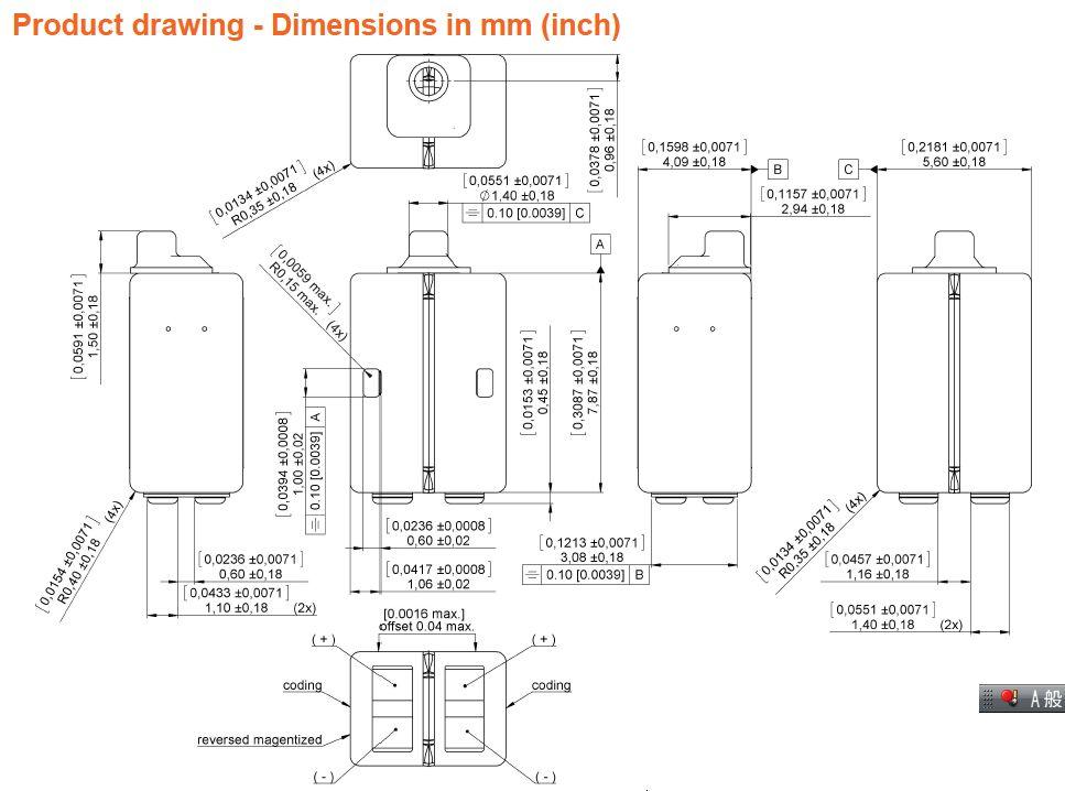 耳机自制自定义 IEM 的 Sonion 3800 接收机 dualbalancedoarmtua 平衡电枢双扬声器上升为出售 1 件