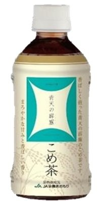 お得 青天の霹靂こめ茶 350ml×24本 正規品 青森県産特A米100%使用