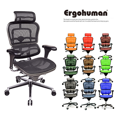 送料無料 エルゴヒューマン Ergohuman Basic ベーシック ハイタイプ ヘッドレスト付き イス 椅子 いす パーソナルチェアー パソコンチェアー ロッキングチェアー 事務用 肘掛け ブラック 黒 おしゃれ