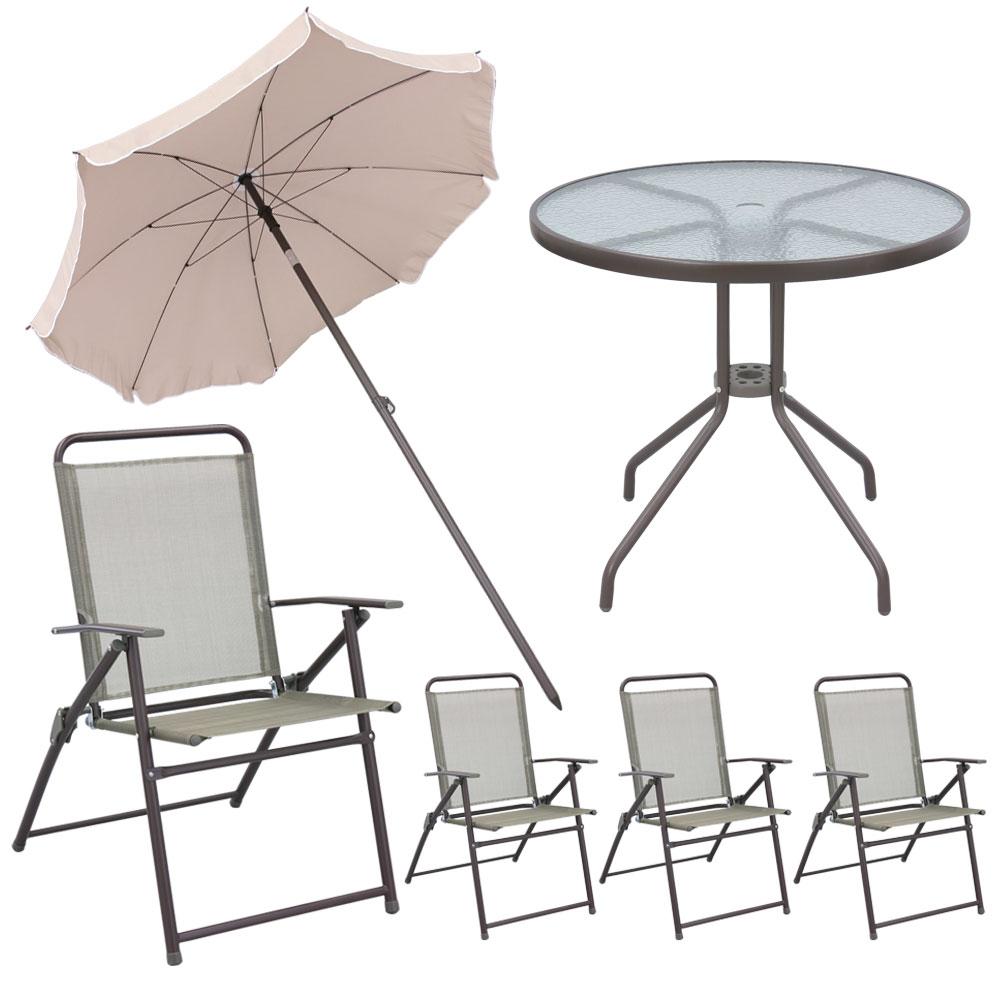 \クーポンで2,000円引き/ 【在庫処分】ガーデニング テーブル チェア チェアー イス ガーデン ガラステーブル 机 つくえ ガーデンチェアー 椅子 いす パラソルガーデン用品セット 家具 テラス アウトドア 折りたたみ 送料無料 おしゃれ