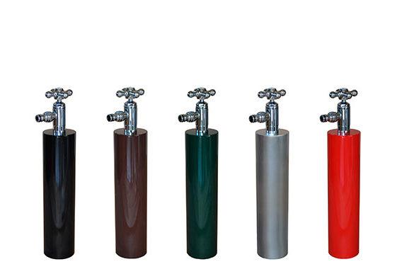 SENSUI 泉水 水栓柱 359 ウォーターポール散水栓 ターン スタイリッシュ オシャレ 送料無料【smtb-kd】