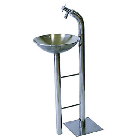 SENSUI 泉水ウォーターポストガーデン立水栓クラウン+1品番:346G【smtb-kd】