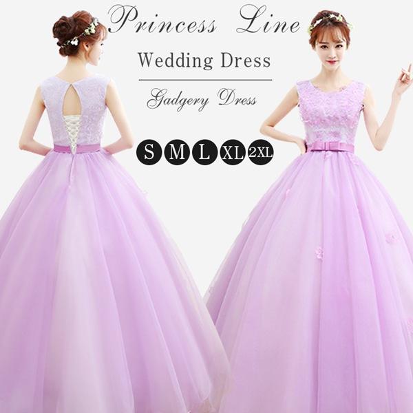 379c0b9ce56a6 ウエディングドレス カラードレス・ロングドレス・ウエディング・結婚式・二次会・演奏