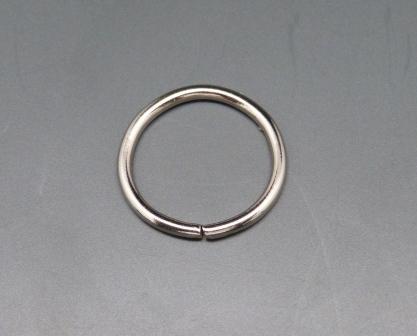 [メール便不可] 丸環/金具/パーツ 1.4×5 10,000個セット