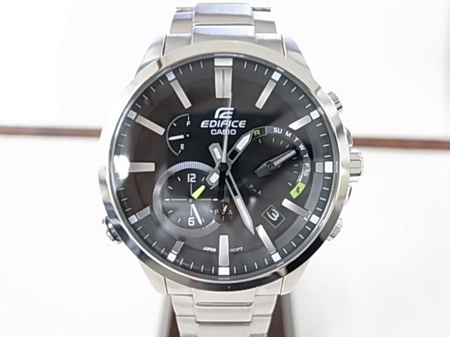 【CASIO】カシオ EDIFICE エディフィス EQB-700D-1AJF ソーラー クォーツ 腕時計【中古】