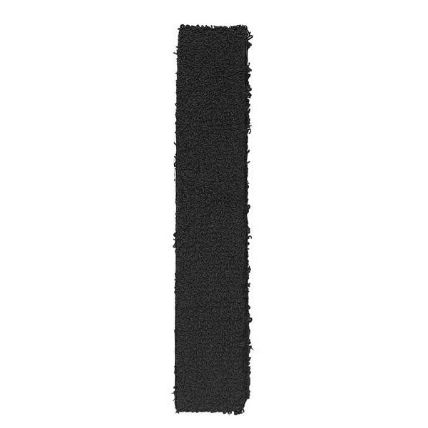 ◆◆ <ヨネックス> YONEX タオルグリップDX AC402DX (007:ブラック) バドミントン(ac402dx-007-ynx1)