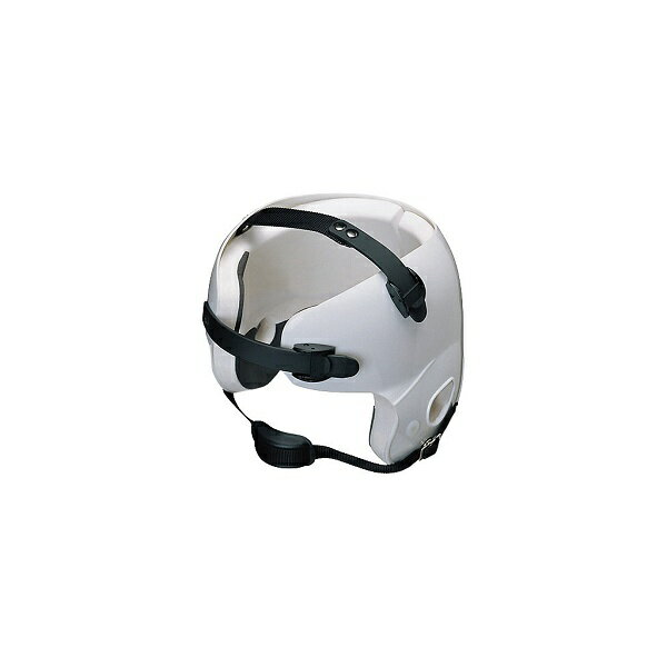 ◆◆ 【アシックス】 ASICS 硬式用バッティング投手用ヘッドギア BPG240 (01:ホワイト) 野球 ヘルメット(bpg240-01-mkn-asb1)