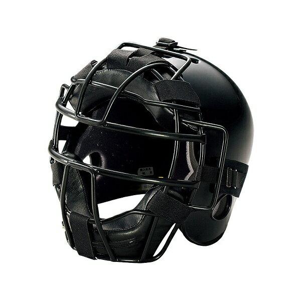 ◆◆ 【アシックス】 ASICS ジュニア硬式用キャッチャーズヘルメット BPH340 (90:ブラック) 野球 キャッチャー防具 キャッチャーヘルメット(bph340-90-mkn-asb1)