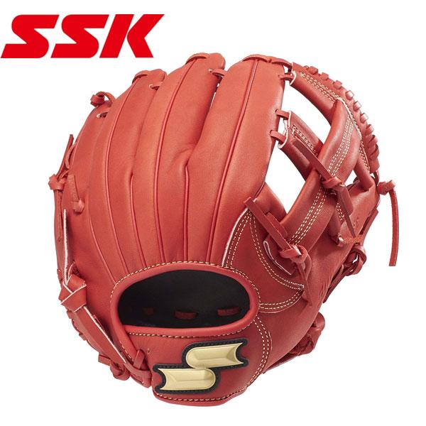 即納可★ 【SSK】エスエスケイ 軟式スーパーソフト オールラウンド用 グローブ グラブ 野球(ssg750f-16skn)
