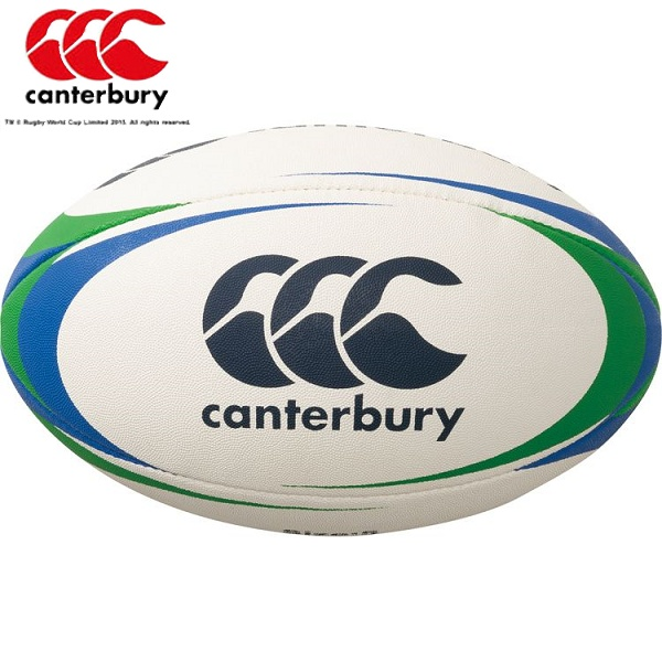 高価値 カンタベリー CANTERBURY ラグビーボール 3号球 24:フィジーブルー AA00847 新作からSALEアイテム等お得な商品 満載