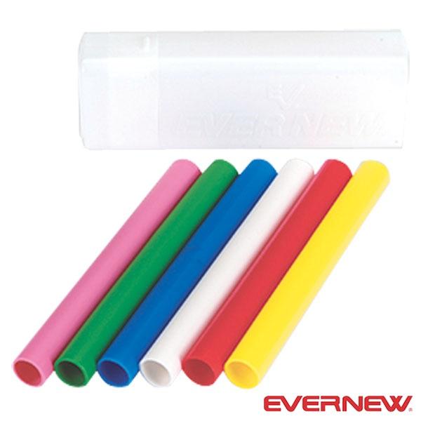 ◆◆○ <エバニュー> Evernew リレーバトンプラ製大(6色組) EGA184