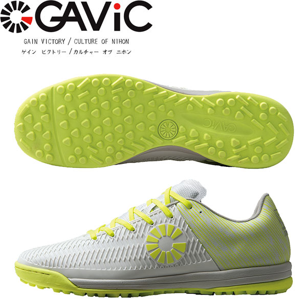 ◆◆ <ガビック> 【GAVIC】 20SS メンズ マトゥー 人 二十 TF (ジン ニジュウ ターフ) サッカー フットサル トレーニングシューズ GS0213