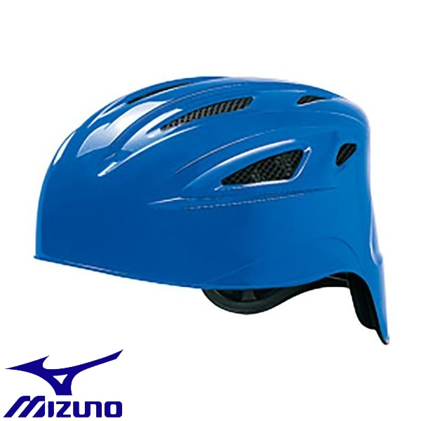 ◆◆ <ミズノ> MIZUNO 軟式用ヘルメット(キャッチャー用/野球) 1DJHC201 (27:ブルー)