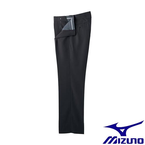 ◆◆ <ミズノ> MIZUNO 審判員用スラックス(オールシーズン用)[メンズ] 12JD5X23 (07:チャコールグレー)