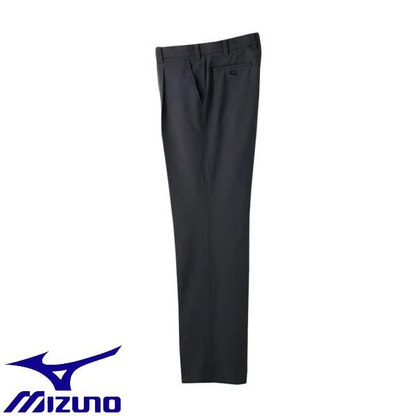 ◆◆ <ミズノ> MIZUNO 審判員用 スラックス(オールシーズン用)[メンズ] 12JD5X22 (07:チャコールグレー)
