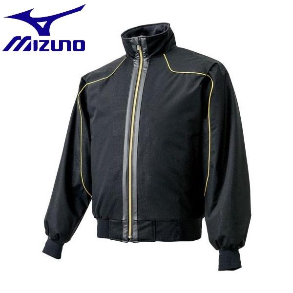 ◆◆ <ミズノ> MIZUNO 【ミズノプロ】グラウンドコート 12JE4G01 (09:ブラック)