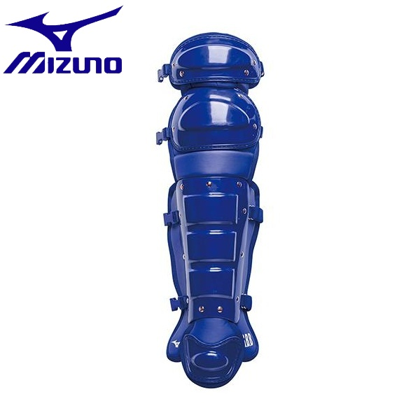 ◆◆ <ミズノ> MIZUNO 軟式用レガーズ(野球) 1DJLR101 (16:パステルネイビー)