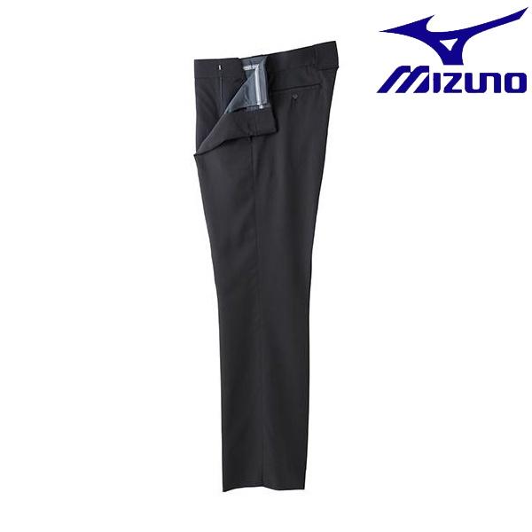 ◆◆ <ミズノ> MIZUNO 審判員用 スラックス(春、夏、秋用) 52PU120 (06:チャコールグレー)