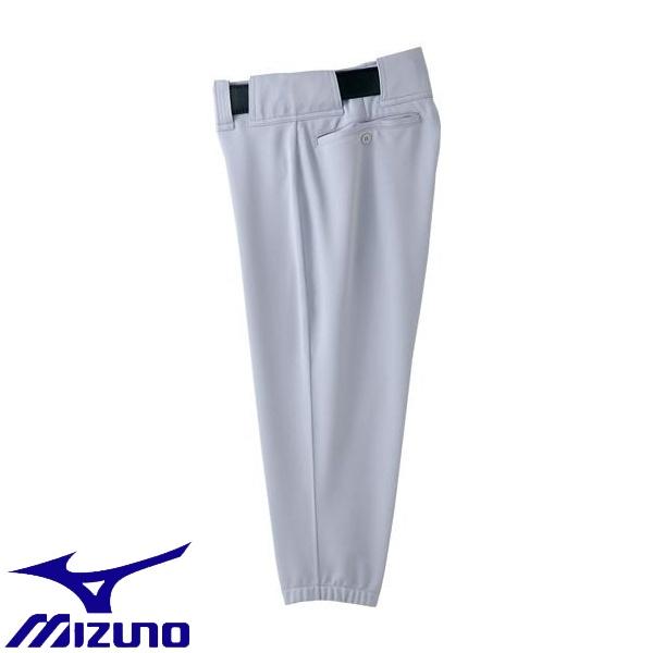 ◆◆ <ミズノ> MIZUNO パンツ(ショートタイプ/ベルトループ型)(野球) 52PW487 (05:グレー)