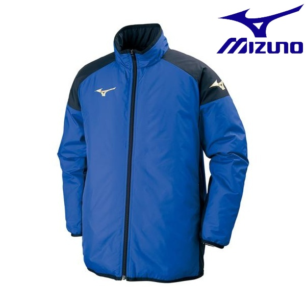 ◆◆ <ミズノ> MIZUNO ベーシックウォーマーシャツ[ジュニア] P2JE7601 (25:ブルー)