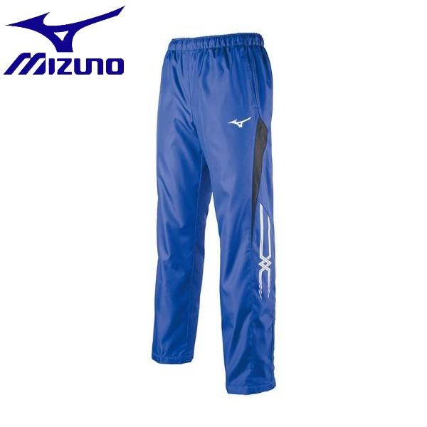 ◆◆ <ミズノ> MIZUNO ブレスサーモウォーマーパンツ[ユニセックス] 32JF7550 (25:サーフブルー×ブラック)