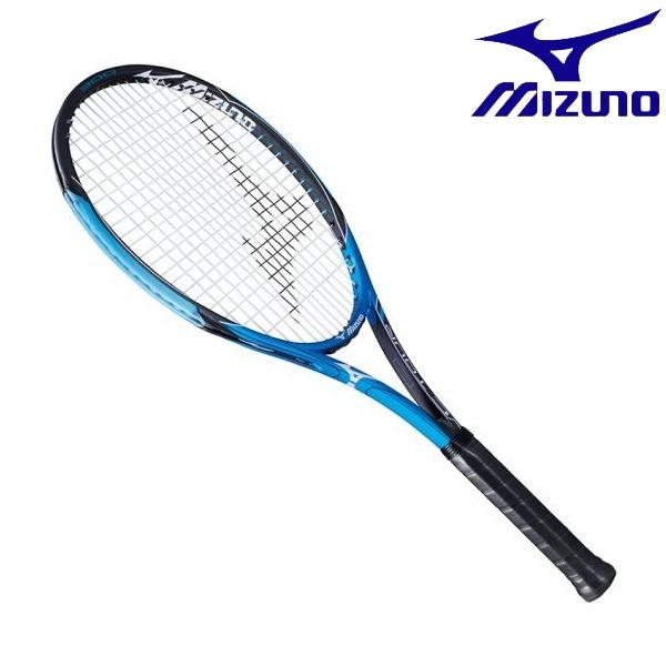 ◆◆【ガット張りサービス】 <ミズノ> MIZUNO Cツアー300(テニス) 63JTH711 (20:ブルー)