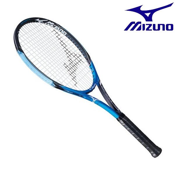 ◆◆【ガット張りサービス】 <ミズノ> MIZUNO Cツアー290(テニス) 63JTH712 (20:ブルー)