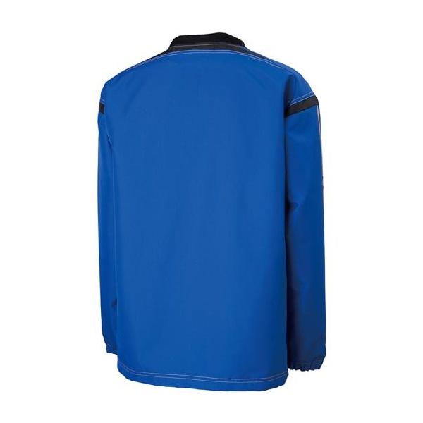 ◆◆ <ミズノ> MIZUNO タフブレーカーシャツ[ユニセックス] 32ME9181 (25:サーフブルー)