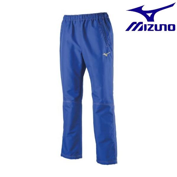 ◆◆ <ミズノ> MIZUNO タフブレーカーパンツ[ユニセックス] 32MF9182 (25:サーフブルー)