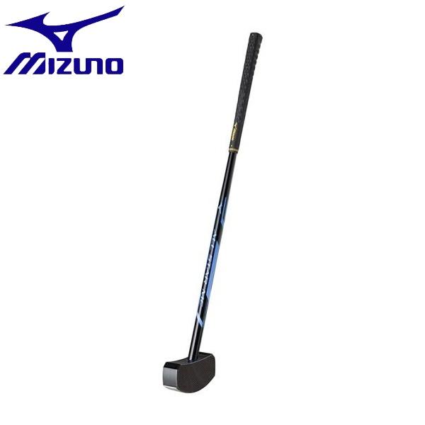 ◆◆ <ミズノ> MIZUNO オールスターMC(グラウンド・ゴルフ)[ユニセックス] C3JLG802 (92:ブラック×ブルー)