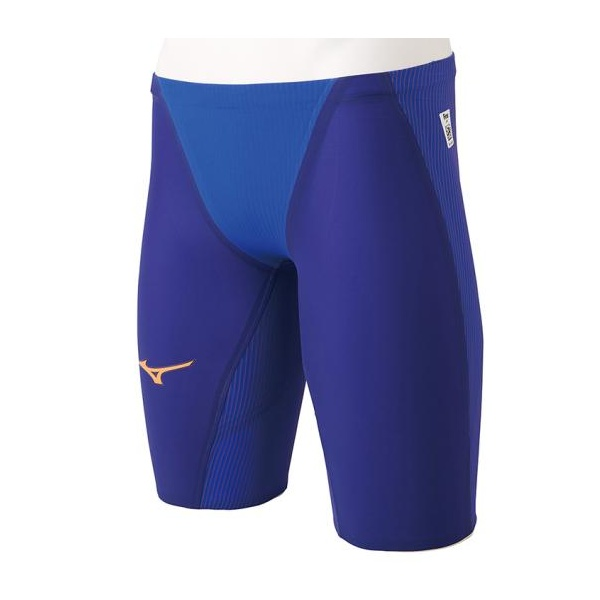 ◆◆ <ミズノ> MIZUNO 競泳用GX・SONIC IV MR ハーフスパッツ[メンズ] N2MB9002 (27:ブルー)