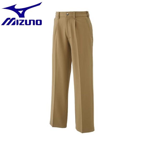 ◆◆ <ミズノ> MIZUNO ブレスサーモノンストレスパンツ[メンズ] A2JF6501 (49:ベージュ)