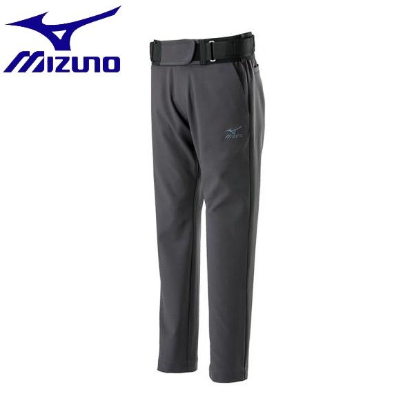 ◆◆【返品・交換不可】 <ミズノ> MIZUNO 腰サポートパンツ[メンズ] F2JD9180 (07:チャコールグレー) ワーキング用品