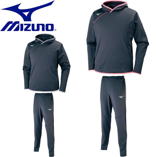 ◆◆ <ミズノ> 【MIZUNO】 ユニセックス ソフトストレッチシャツ&パンツ バレーボール プラクティスウェア 上下セット セットアップ V2ME7521-V2MF7520