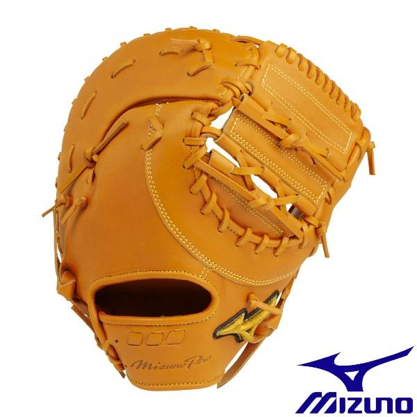◆◆ <ミズノ> MIZUNO 硬式用 【ミズノプロ】 5DNAテクノロジー【一塁手用:ST型(ポケット浅め)】 1AJFH22000542 野球・ソフトボール