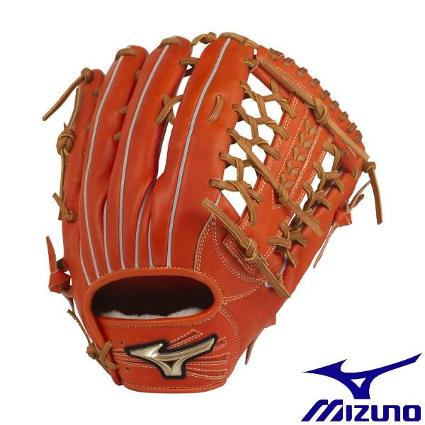 ◆◆ <ミズノ> MIZUNO 硬式用 【グローバルエリート】 H Selection02+プラス【外野手用:サイズ16N】 1AJGH2241752 野球