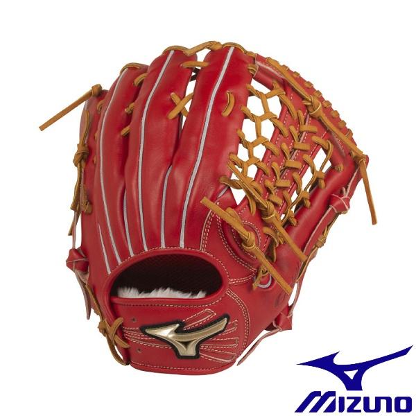 ◆◆ <ミズノ> MIZUNO 軟式用 【グローバルエリート】 H Selection02+プラス【外野手用:サイズ13】 1AJGR2240770 野球・ソフトボール