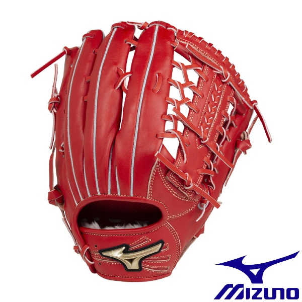 ◆◆ <ミズノ> MIZUNO ソフトボール用 【グローバルエリート】 H Selection02+プラス【外野手用:サイズ16N】 1AJGS2241770 野球・ソフトボール