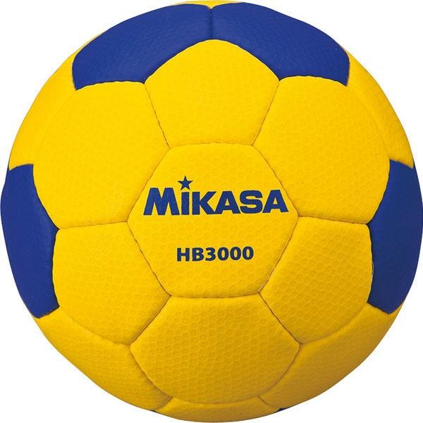 ◆◆ <ミカサ> MIKASA ハンドボール HB3000 (イエロー/ブルー)
