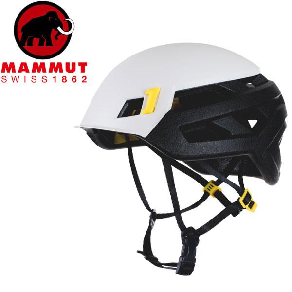 ◆◆ <マムート> 【MAMMUT】 Wall Rider MIPS アウトドア 登山 登攀 クライミング ヘルメット 子供 大人 登山用品 2030-00250