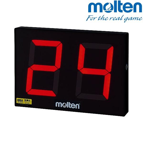 ◆◆ <モルテン> MOLTEN ショットクロック UX0040 (バスケットボール)