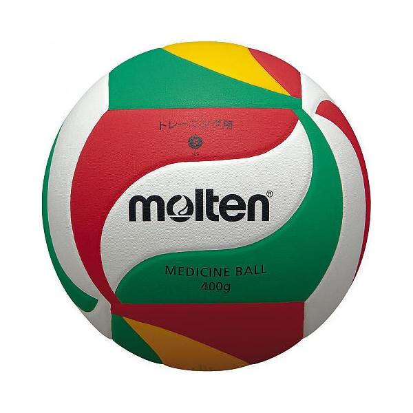 ◆◆ <モルテン> MOLTEN メディシンボール V5M9000M (バレーボール)