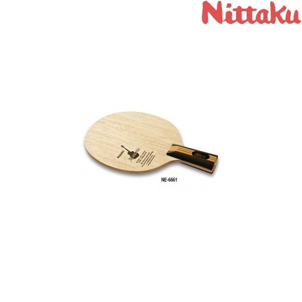 ◆◆● <ニッタク> Nittaku アコースティックC NE-6661 卓球 ラケット 中国式ペン