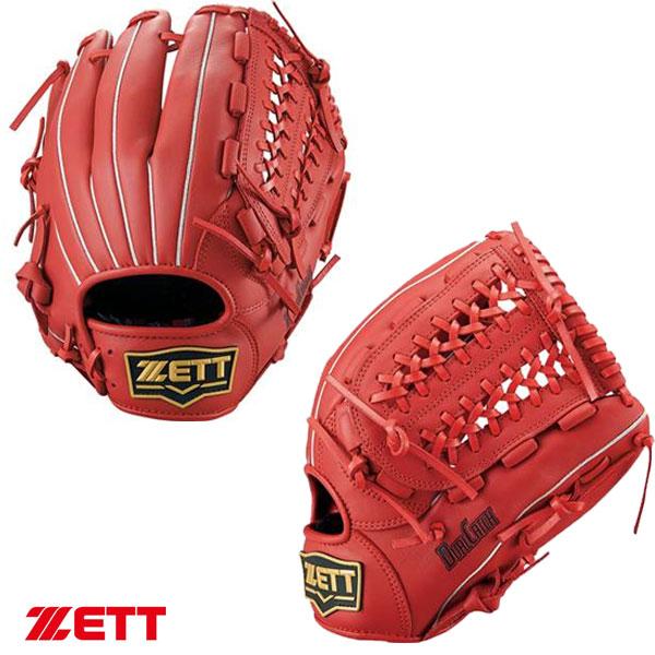 即納可★ 【ZETT】ゼット ソフトボール用 グラブ グローブ BSGB53920 6400