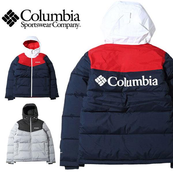 即納可★ 【Columbia】コロンビア アイスラインリッジ ジャケット メンズ EE0902