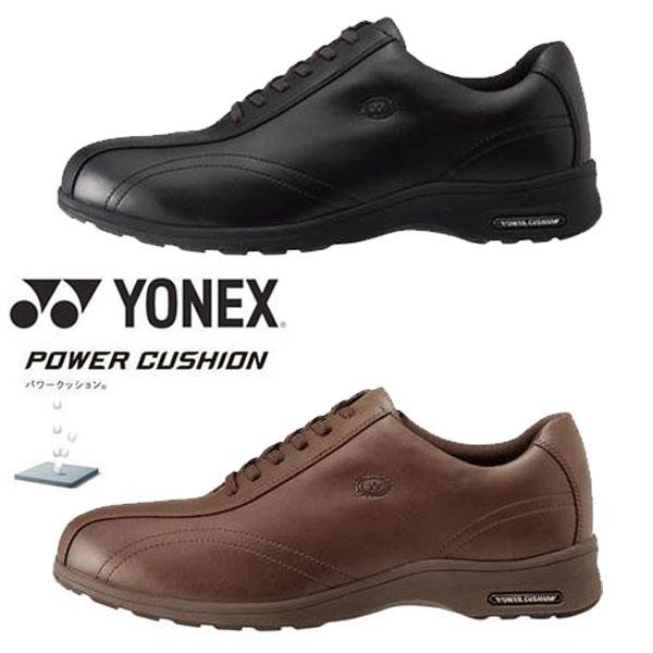 即納可★ 【YONEX】ヨネックス メンズ パワークッション MC30 紳士靴 ウォーキングシューズ SHWMC30
