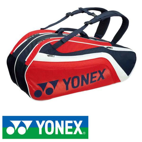 即納可★ 【YONEX】ヨネックス ラケットバッグ 6 (リュック付き) BAG1812R 097