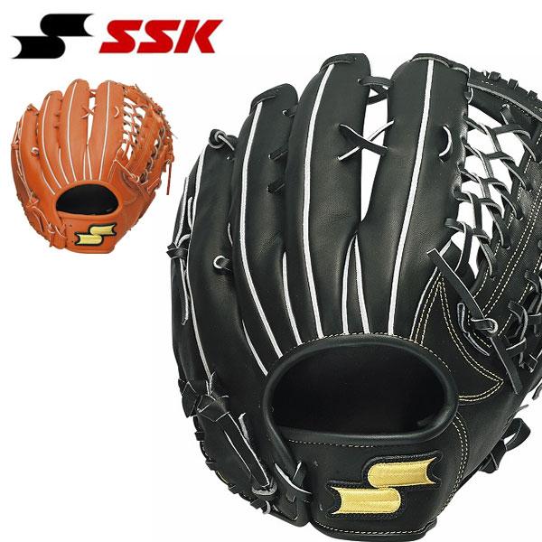 即納可★ 【SSK】エスエスケイ 硬式グラブ グローブ 外野手用 SMG87420
