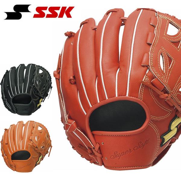 即納可★ 【SSK】エスエスケイ ソフトボール スーパーソフト オールラウンド用 SSS2040