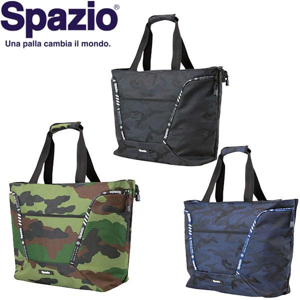◆◆ <スパッツィオ> 【Spazio】 2019年春夏 カモフラージュトートバッグ フットサル スポーツバッグ BG-0103